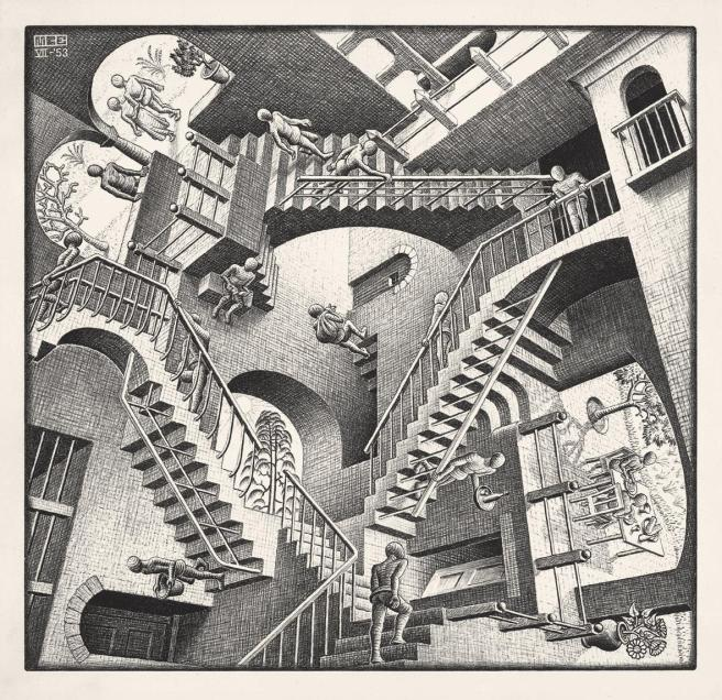 389-Relativity-1953-Lithographm.jpg